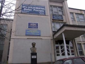 Liceul Stefan Procopiu