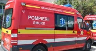 Copil salvat de medici, după ce s-a înecat în propria salivă