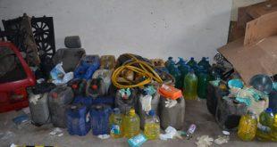Grup infracţional specializat în contrabanda cu produse accizabile, destructurat la Galaţi