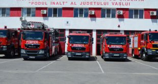 Week-end plin pentru pompieri