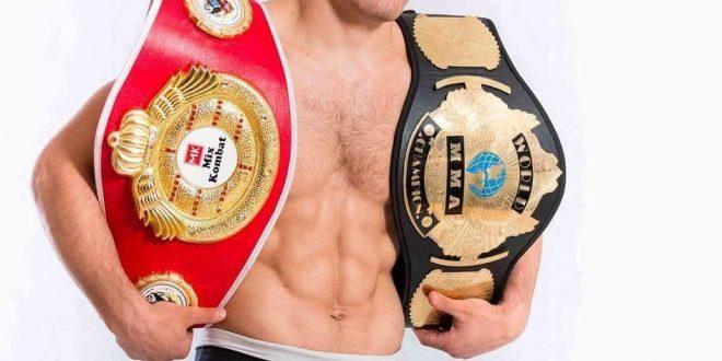 Bestia Moldovei la MMA All Stars