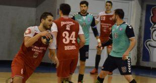 VIDEO -HC Vaslui-Steaua 26-31 (12-18)  Eliminati din Cupa