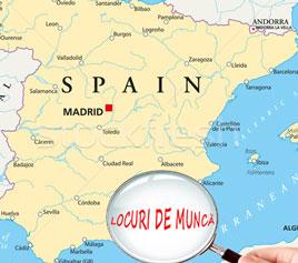 150 locuri de muncă în domeniul agricol sunt disponibile în Spania