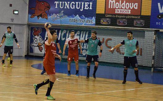 Steaua-HC Vaslui 31-25 (14-15) Impresie bună, rezultat prost!