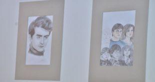 Expozitie- Pasiune transpusă pe hârtie la Dragomirești