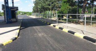 Finalizarea lucrărilor de reparații la Vama Albița