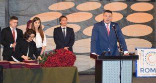 """Curs festiv la Liceul """"Emil Racoviță"""""""
