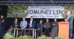 Comuna Lipovăț a fost în sărbătoare!