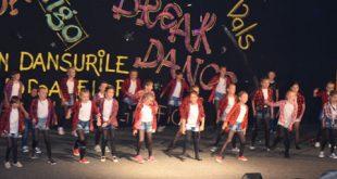 """Sărbătoarea dansului la """"Ritmurile Tinereții"""""""