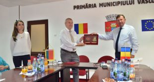 Conferinta de Presa – Primaria Municipiului Vaslui