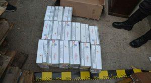 Bârlădean, cercetat pentru contrabandă cu țigări