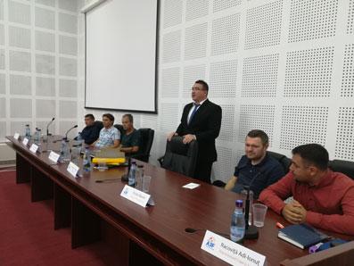 Gheorghiță, încă un mandat în fruntea AJF Vaslui