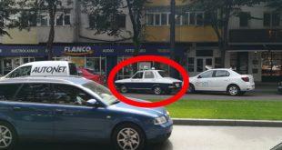 Miliția, din nou pe străzile din Vaslui