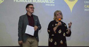 Irina Margareta Nistor a adus Caravana Centenarul Filmului românesc la Vaslui