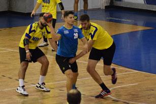 CSM Vaslui-CNOT Brașov 37-18 (15-12): Diferență zdrobitoare!