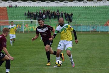 CSM FC Vaslui-Rapid Brodoc 6-0 (5-0): Derby de Vaslui!