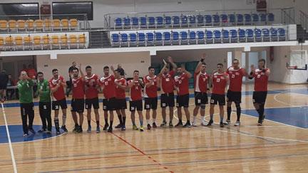 CSM Vaslui s-a calificat fără emoții în optimile Cupei României, după ce a învins CSM Alexandria, scor 37-27 (21-11).