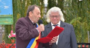 Maestrul Gigi Ilașcu, cetățean de onoare al comunei Miclești