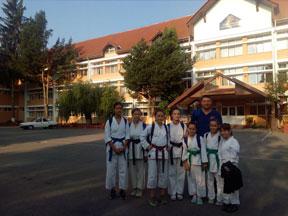 Karate Kensei, prezentă la CN de karare tradițional shotokan-fudokan