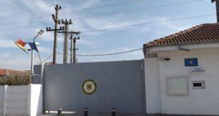 Un deţinut s-a spânzurat la Penitenciarul Vaslui. A fost stabilizat de medici.