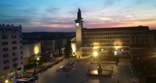 Bani europeni pentru modernizarea iluminatului public din Vaslui