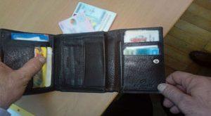 Carte de identitate și permis de conducere false, descoperite la controlul de frontieră
