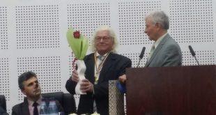 Coregraful Gheorghe Ilașcu, sărbătorit la 80 de ani
