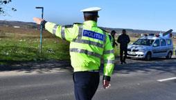 Vasluiancă prinsă in trafic fără permis de conducere
