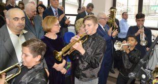 Moment emoționant la sărbătoarea ISJ: Lacrimi pentru Romeo Tălmaciu