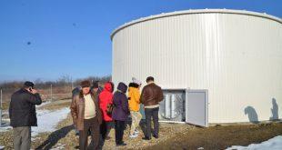 Apă potabilă la robinet pentru locuitorii din satul Chircești