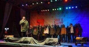 Fantasia a susținut un turneu de colinde în județul Neamț