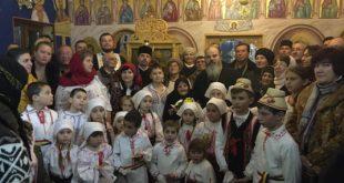 Bătrâna Centenar de la Bereasa, sărbătorită de PS Ignatie