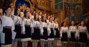 Corala Fantasia susține mai multe concerte în județul Neamț