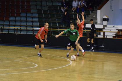 IPJ Vaslui organizează Cupa Centenar la futsal