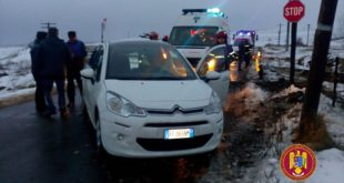 Accident feroviar la Grivita