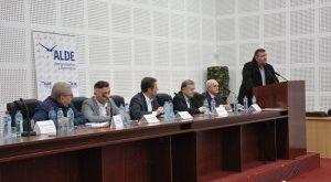 Liberalul Ciprian Tamaș,șeful echipei de campanie la ALDE
