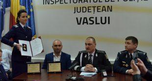 Video:Ziua Poliției Române, marcată la Vaslui