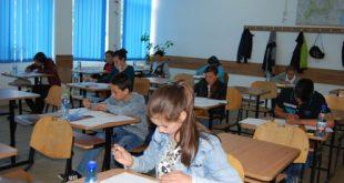 160 de elevi au participat la Olimpiada Satelor