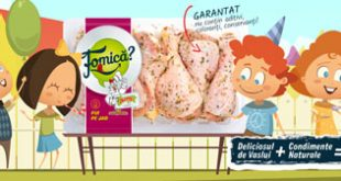 "NOU de la ""Fomică?"": Pulpe inferioare de pui cu ierburi aromatice"