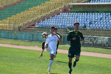 Sporting Vaslui pe locul 2 în Liga Elitelor U19