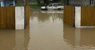 Cod Roșu de inundații în județul Vaslui!