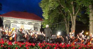 Filarmonica din Iași vine în Parcul Copou