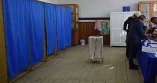 Prezența la urne a ajuns la 8,2% în județul Vaslui