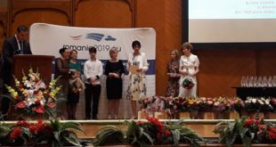 """Podiumul Vasluiului la Competiția """"Școală Europeană"""""""