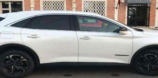 Autoturism  furat din Franţa, depistat la Albița