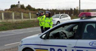 Un vasluian, pericol public pe drumurile județului! A fost prins la volan beat criță, fără a deține permis și conducând o mașină neînmatriculată!