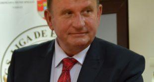 Primarul Vasile Pavăl devine scouter la echipa de fotbal CSM Vaslui
