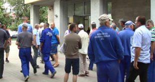 Grevă spontană a angajaților  de la Aquavas