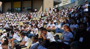 Întâlnirea tinerilor ortodocși vasluieni a reunit peste 600 participanți