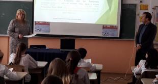 """Elevi din Dumești implicați în proiectul """"Să înțelegem mai bine viața!"""""""